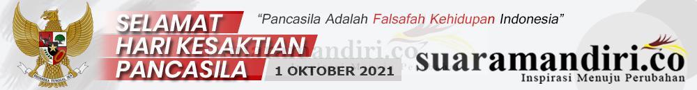 Kesaktian Pancasila 2021